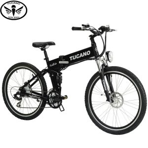 Bicicleta eléctrica Tucano Hide Bike