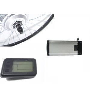 Kit bici eléctrica Platinium II Batería parilla 15Ah