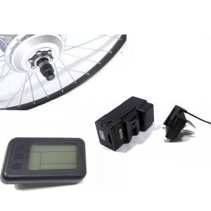 Kit bici eléctrica Platinium II LF