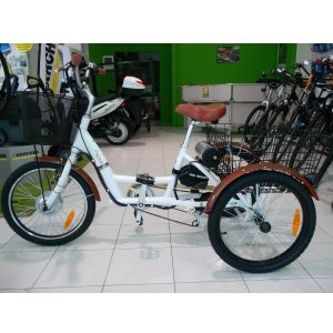 Triciclo eléctrico Coluer Platinium 36V_