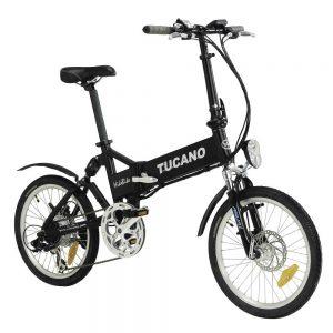 Bicicleta eléctrica Tucano Hide Bike 20 Sport