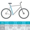 Tallas bicicletas Kalkhoff