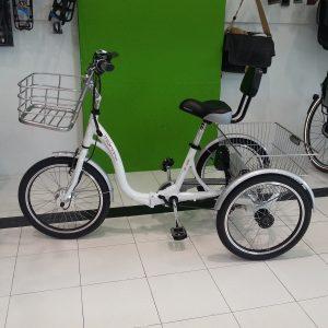 Triciclo eléctrico plegable Monty E-132