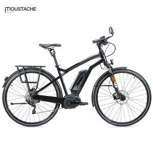 Bicicleta eléctrica Moustache Samedi 28 Speed (Negro)