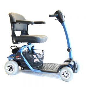 Scooter eléctrico Liteway 4 plus