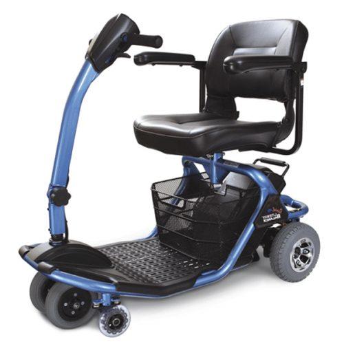 Scooter eléctrico Liteway balance azul