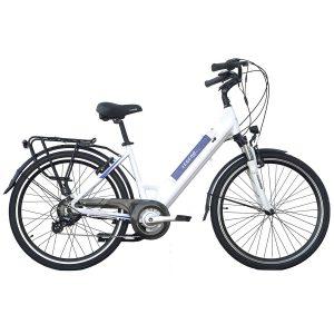 Bicicleta electrica Legend Milano Azul