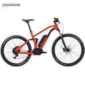 Bicicleta eléctrica Moustache Samedi 27-9 Trail 5 (Naranja)