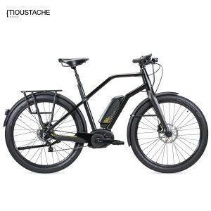 Bicicleta eléctrica Moustache Friday 27 Black 7 (Negro)