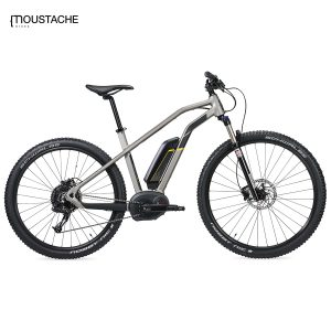 Bicicleta eléctrica Moustache Samedi 27-9 Off 3 (Titanio)