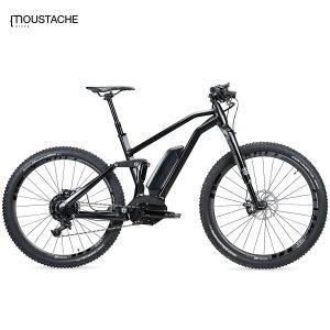 Bicicleta eléctrica Moustache StarckBike MUD (Negro)