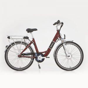 Bicicleta eléctrica Neomouv Carlina N7