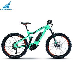 Bicicleta eléctrica Haibike Xduro Fullseven 6.0 cyan