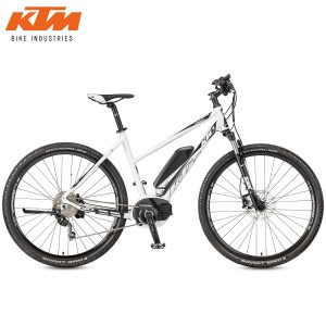 Bicicleta eléctrica KTM - Macina Cross 10 CX51