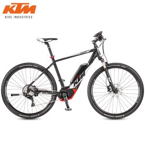 Bicicleta eléctrica KTM - Macina Cross 11 CX51