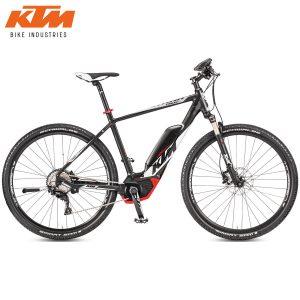 Bicicleta eléctrica KTM - Macina Cross XT11 CX5+