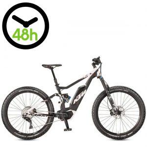 Bicicleta eléctrica KTM Macina Kapoho LT 272