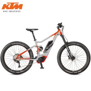 Bicicleta eléctrica KTM - Macina Kapoho LT 274