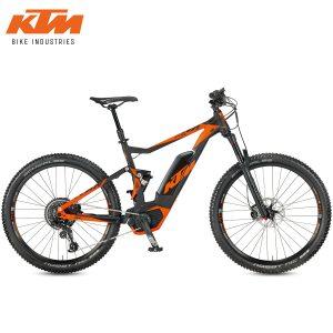 Bicicleta eléctrica KTM - Macina Lycan 271