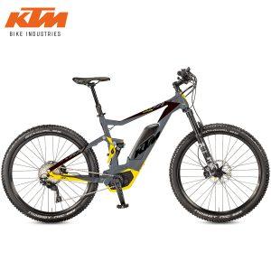 Bicicleta eléctrica KTM - Macina Lycan 272