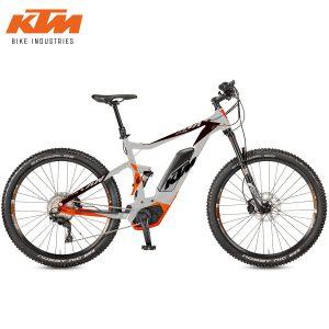 Bicicleta eléctrica KTM - Macina Lycan 273
