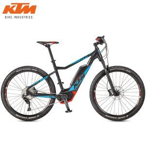 Bicicleta eléctrica KTM - Macina Race 273