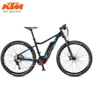 Bicicleta eléctrica KTM - Macina Race 293