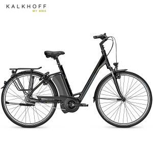 Bicicleta eléctrica Kalkhoff Select i8 Negro magico (W)