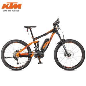 Bicicleta eléctrica KTM - Macina Egnition 11 P5 45