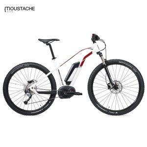 Bicicleta eléctrica Moustache Samedi 27-9 Off 1 (Blanco)