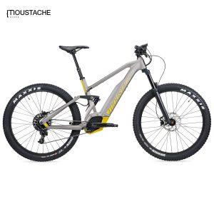 Bicicleta eléctrica Moustache Samedi 27 Trail 6 (Titanio)