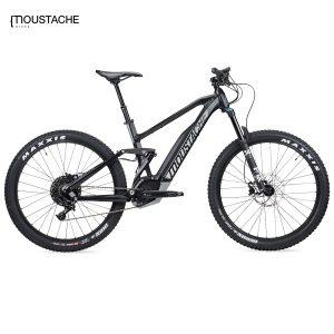 Bicicleta eléctrica Moustache Samedi 27 Trail 8