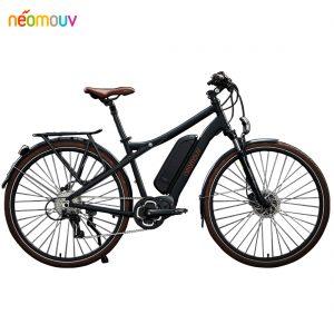 Bicicleta eléctrica Neomouv Montana Brose - negro