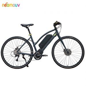 Bicicleta eléctrica Neomouv Nova Brose - negro