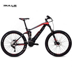 Bicicleta eléctrica Bulls E-Stream EVO FS 3 RS 27.5+