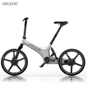 Gocycle G3 Blanco