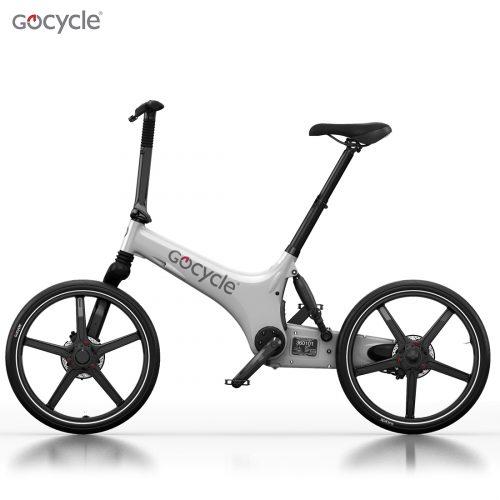 Gocycle G3 Blanco