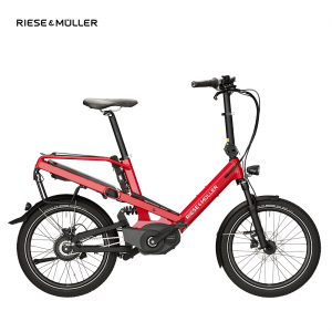 Bicicleta eléctrica Riese & Müller Kendu con cambio nuvinci