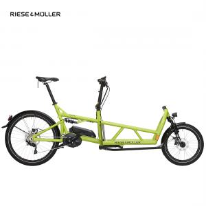 Modelo High Speed de Load Touring de Riese & Müller