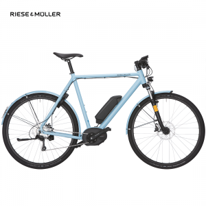 Bicicleta eléctrica Riese & Müller Roadster touring HS