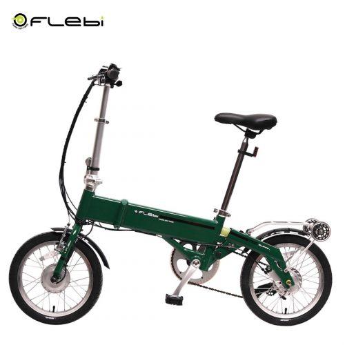 Flebi Supra 2.0 Racing Green Edición limitada