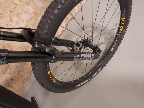 Bicicleta eléctrica Haibike FullNine 10
